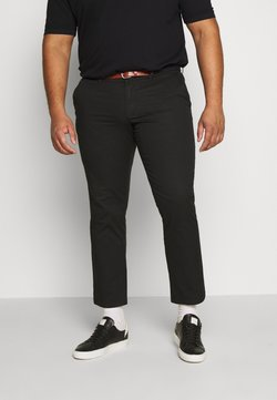 Selected Homme - SLHSLIM YARD PANTS - Chinot - black