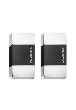 Calvin Klein - Manschettenknopf - silver/ black