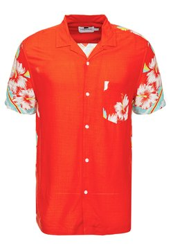 Topman - HAWAIIAN LADY - Skjorter - red