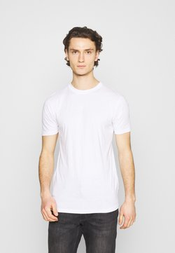 Denim Project - 3 PACK - Basic T-shirt - white