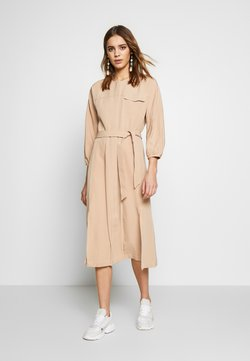 EDITED - NICHOLA DRESS - Blusenkleid - beige