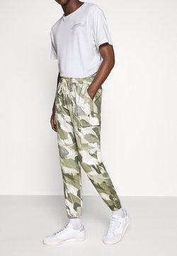 Sixth June - CAMO PANTS - Cargo trousers - light green