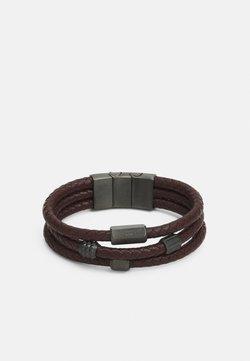 Police - VIGAN - Bracelet - brown