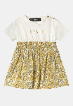 Versace - BAROQUE KIDS POPLIN SIGNATURE SET - Jerseyjurk - white/gold