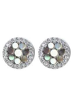 Fossil - VINTAGE GLITZ - Earrings - silver-coloured