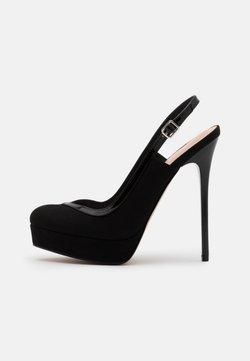 Even&Odd - Zapatos altos - black