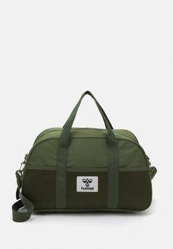 Hummel - HMLREGGAE SPORTSBAG UNISEX - Sports bag - cypress