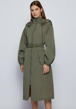BOSS - Parka - dark green