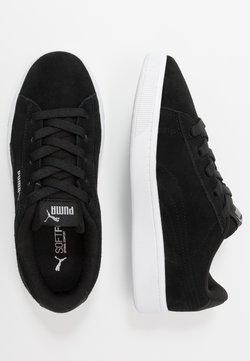 Puma - VIKKY V2 - Baskets basses - black/silver/white