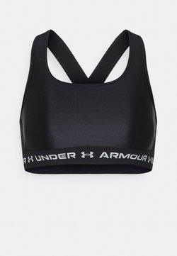 Under Armour - CROSSBACK  - Sport-bh met high support - black