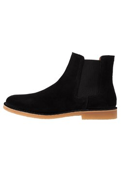 Selected Homme - SLHROYCE CHELSEA BOOT - Stiefelette - black