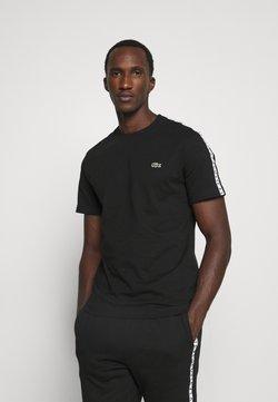 Lacoste Sport - T-Shirt print - noir