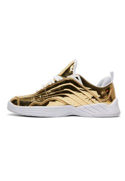 DC Shoes - WILLIAMS SLIM - Sneaker low - gold