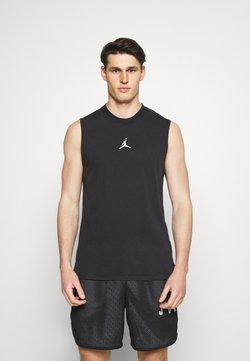 Jordan - DRY AIR - Tekninen urheilupaita - black/white