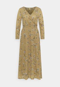 ONLY Tall - ONLPELLA DRESS TALL - Jerseykleid - elmwood
