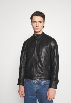 Matinique - MAADRON - Leren jas - black