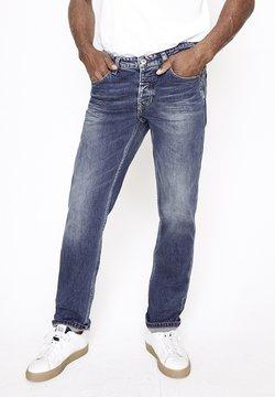 Five Fellas - LUUK Z - Jeans Slim Fit - mittelblau
