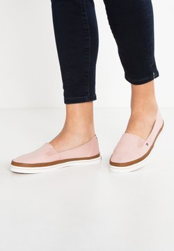 Tommy Hilfiger - ICONIC KESHA SLIP ON - Loafers - rose