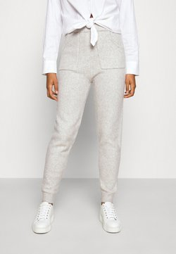 Fashion Union - RULER TROUSERS - Jogginghose - grey