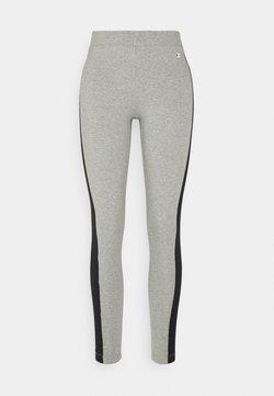 Champion - LEGGINGS - Tights - oxy grey melange