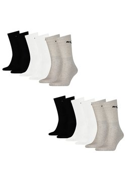 Puma - 12 PAIR PACK - Sportsocken - grey/white/black