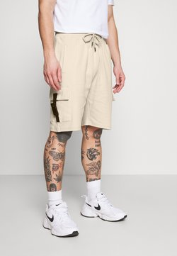 STEREOTYPE - CLIPPED - Shorts - stone