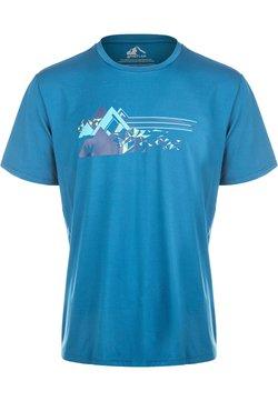 Whistler - T-Shirt print - blue coral