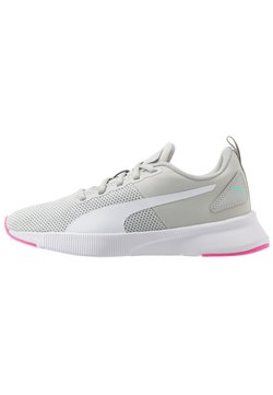 Puma - FLYER RUNNER SPORT - Zapatillas de running neutras - grey violet/luminous pink