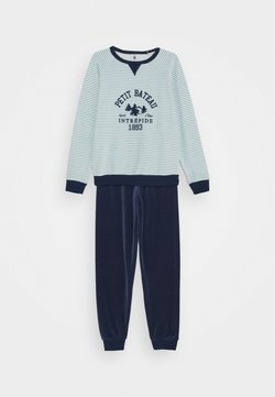 Petit Bateau - LINEAIRE SET - Pyjamas - medieval/multico