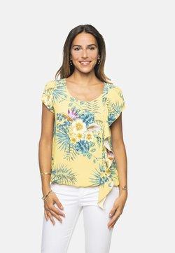 NeroGiardini - T-Shirt print - giallo