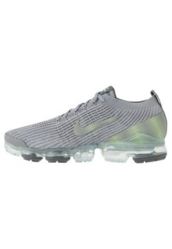 Nike Sportswear - AIR VAPORMAX FLYKNIT 3 - Sneakers laag - particle grey/ghost green/iron grey