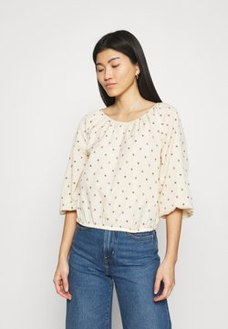 Madewell - AMBER - Bluse - off-white