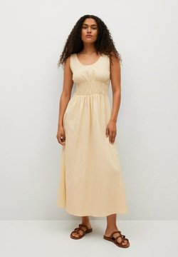 Mango - Maxi dress - vanille