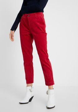 CLOSED - JACK - Trousers - ruby