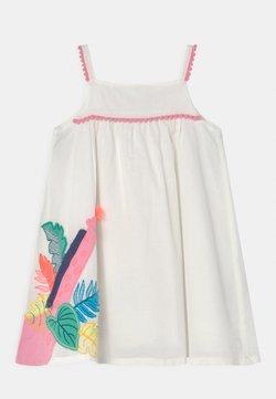 Marks & Spencer London - GIRAFFE DRESS - Freizeitkleid - white