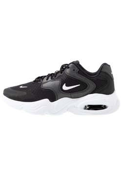 Nike Sportswear - AIR MAX 2X - Baskets basses - black/white