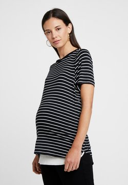 Esprit Maternity - NURSING - T-shirt print - black