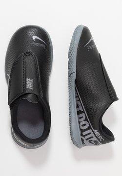 Nike Performance - MERCURIAL VAPOR 13 CLUB IC UNISEX - Scarpe da calcetto - black/metallic cool grey/blue fury/cool grey