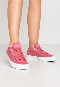 Converse - CHUCK TAYLOR ALL STAR - Trainers - madder pink/white/black