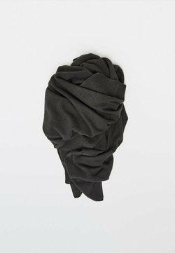 Massimo Dutti - Szal - black