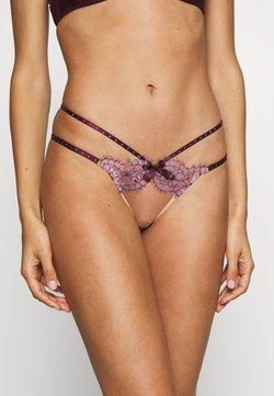 Agent Provocateur - AGNESE THONG - String - pink/plum