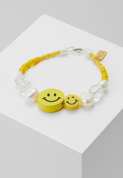 WALD - DUDE TWO BRACELET - Bracelet - yellow