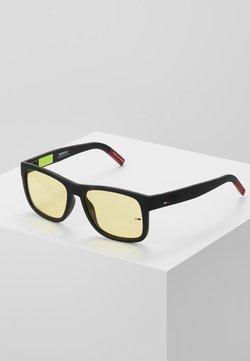Tommy Jeans - Sunglasses - matte black