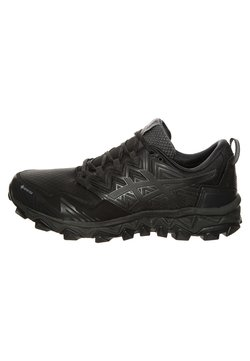 ASICS - GEL-FUJITRABUCO  - Zapatillas de trail running - black
