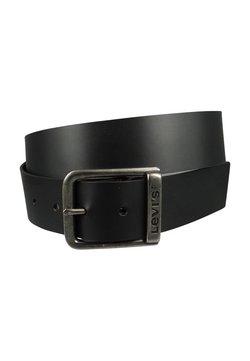 Levi's® - BRANDED BRIDGE BUCKLE - Belt business - regular black