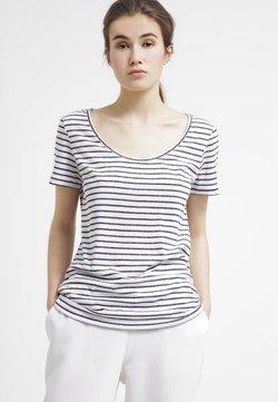 Samsøe Samsøe - NOBEL TEE STRIPE - T-Shirt print - black