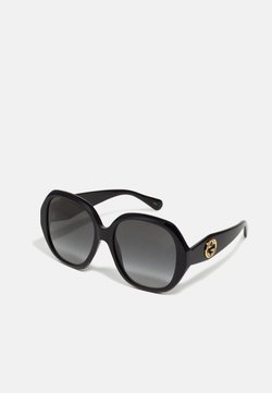 Gucci - Aurinkolasit - black/black/grey