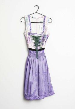 Country Line - Dirndl - purple