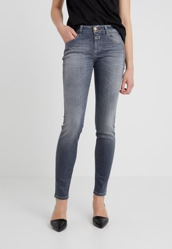 CLOSED - BAKER LONG - Slim fit jeans - mid grey