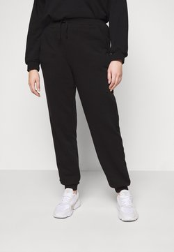 Pieces Curve - PCROKKA PANTS LOUNGE - Jogginghose - black